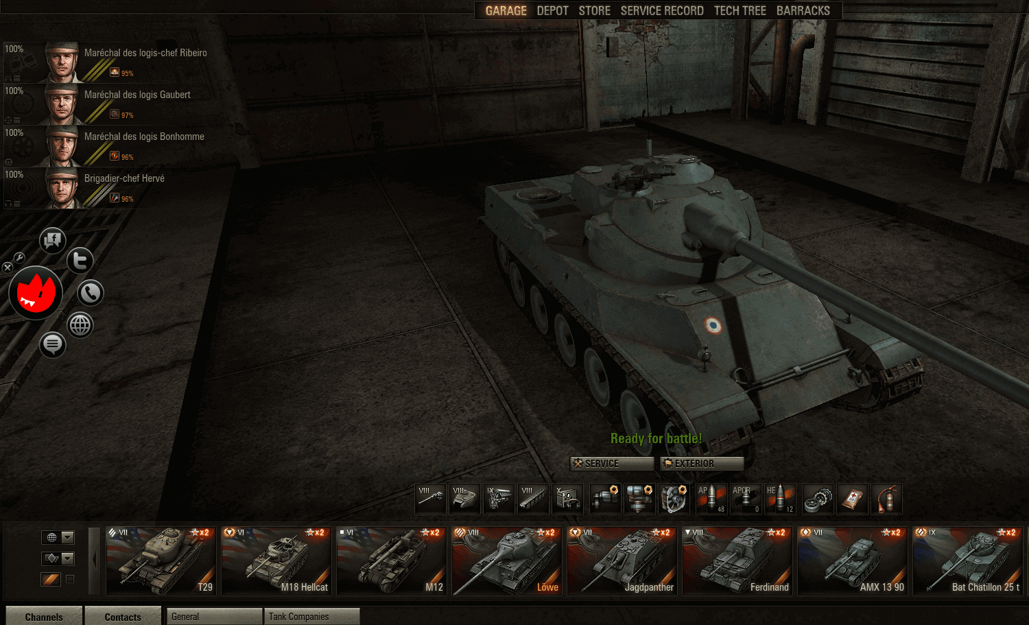 world of tanks mac