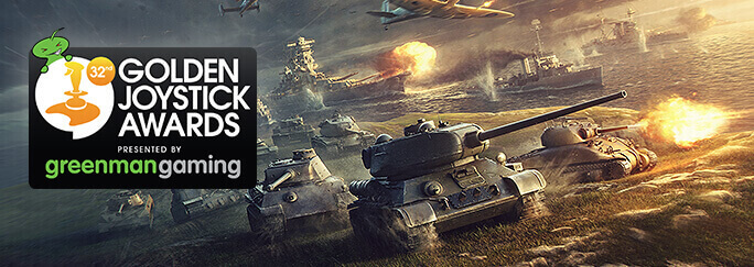 Wargaming Videogames Nominated for Golden Joystick Awards ...
