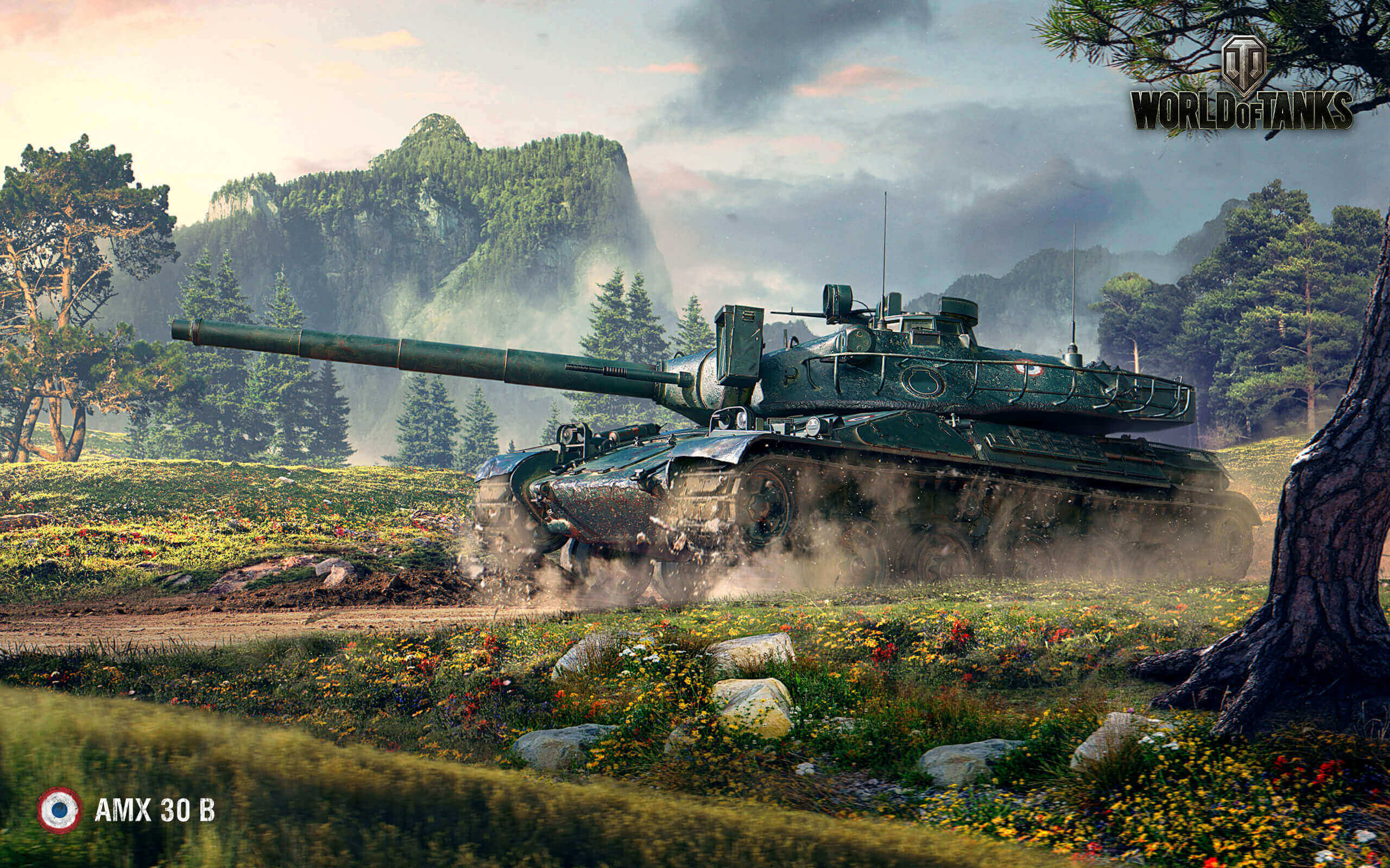 April 2015 Wallpaper AMX 30 B