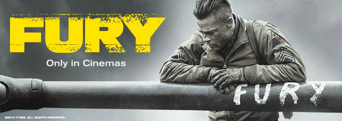 Inirsis (Fury) – Brad Pitt