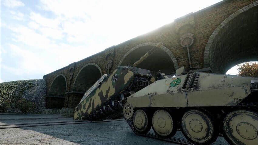 world of tanks mod girls und panzer