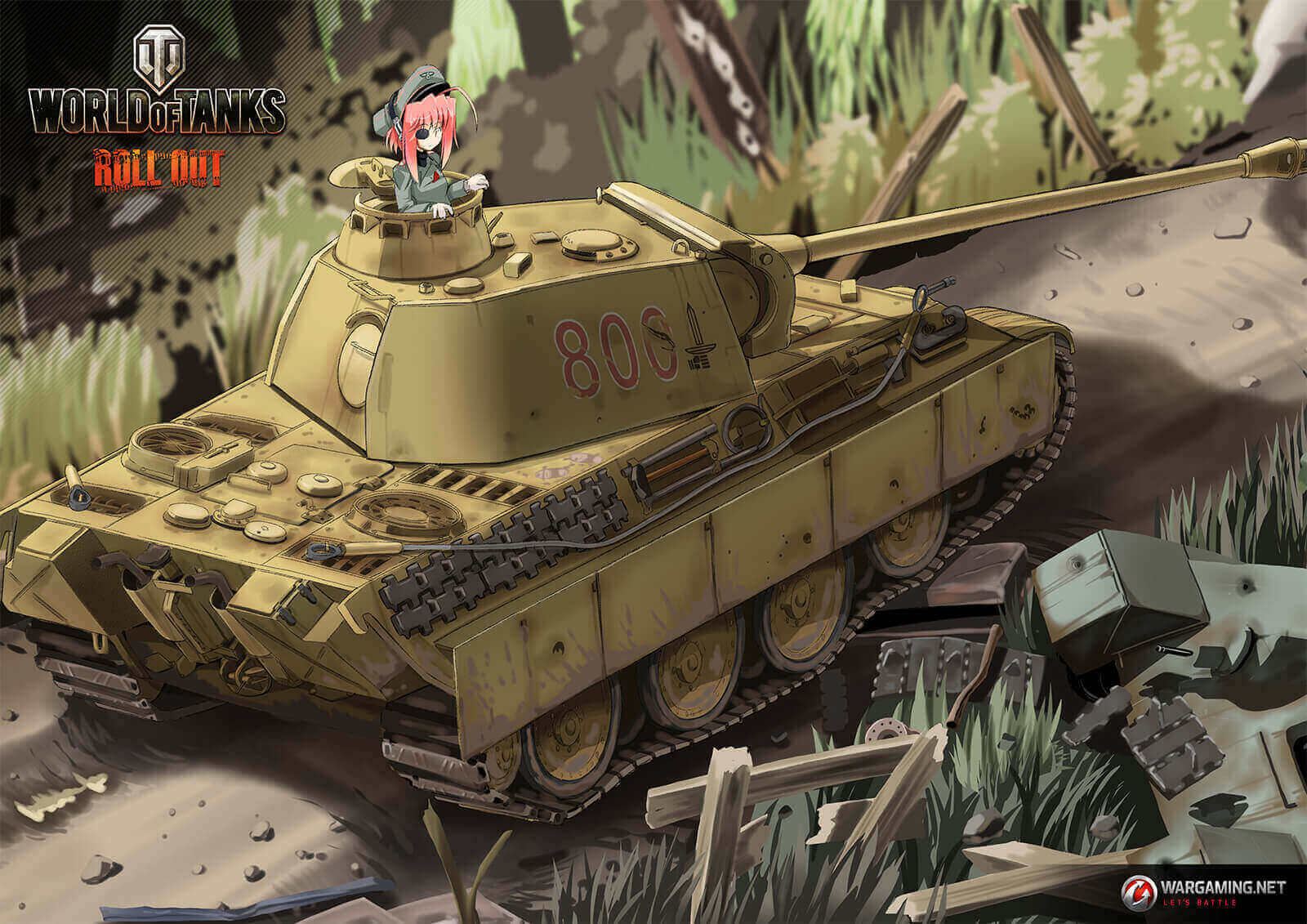 the final batch of awesome wot anime wallpapers � the