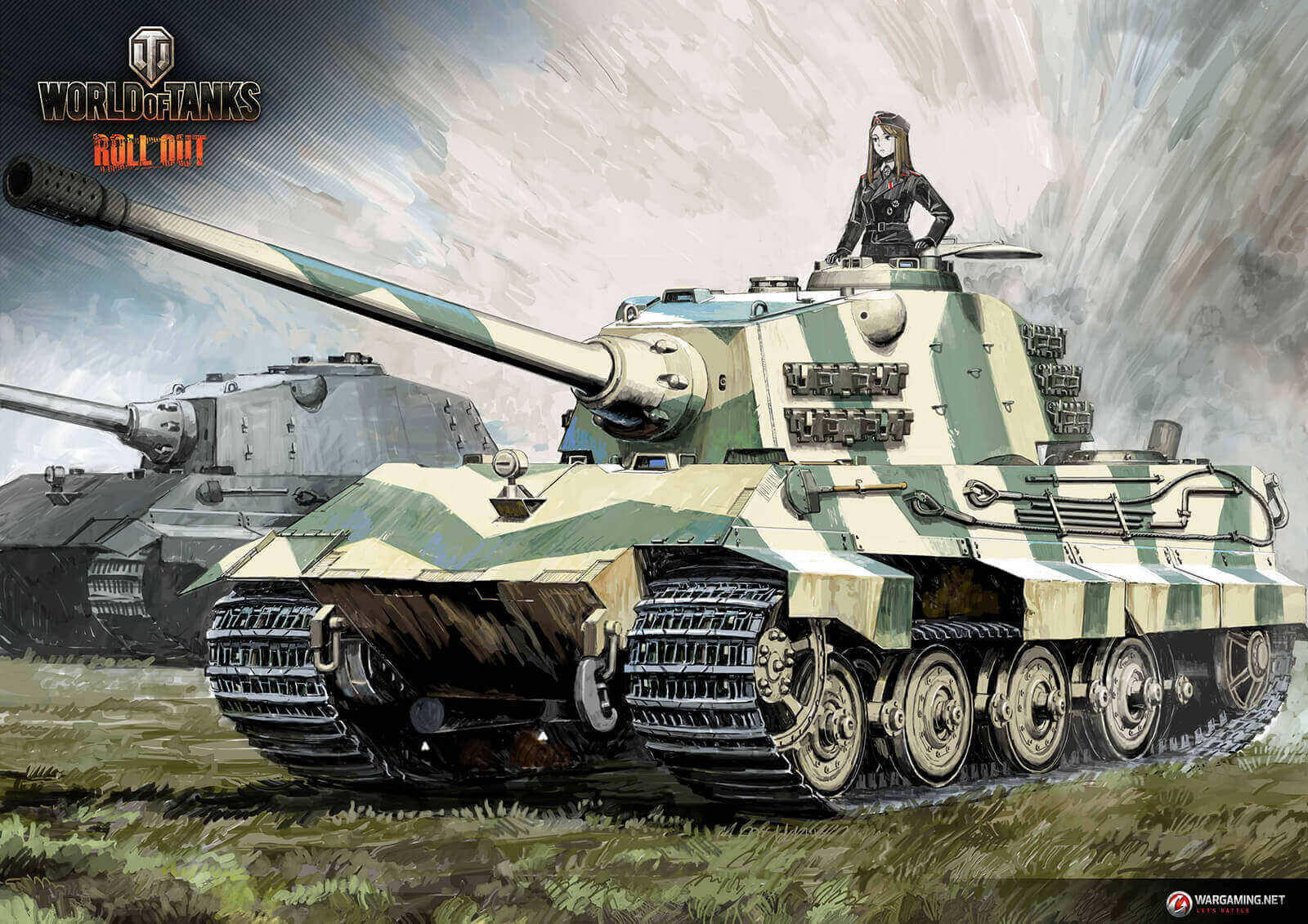 Tank Illustrations