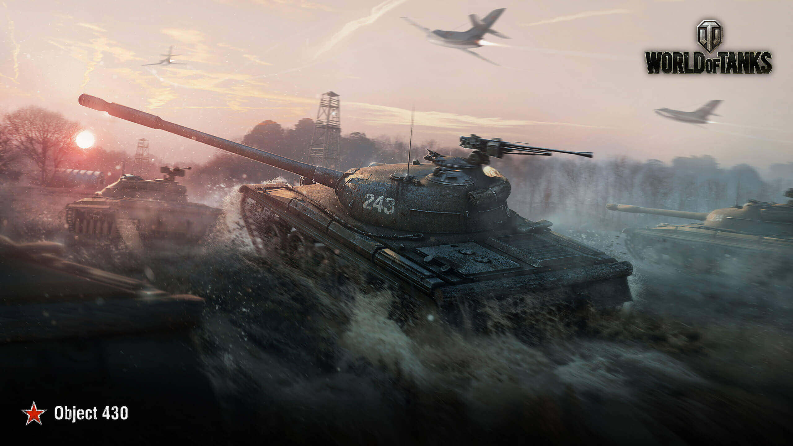 august 2014 poster: object 430 | tanks: world of tanks media, best