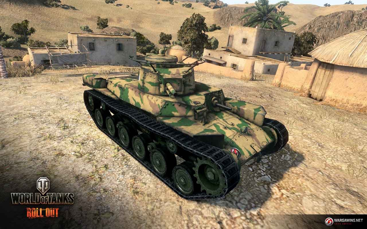 Type 97 Chi-Ha Screenshots