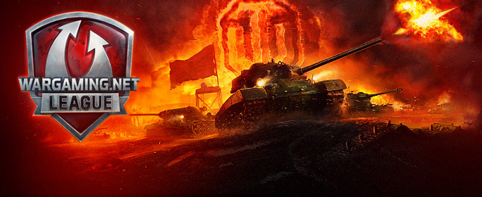 Wargaming League Asia Main Page | World of Tanks