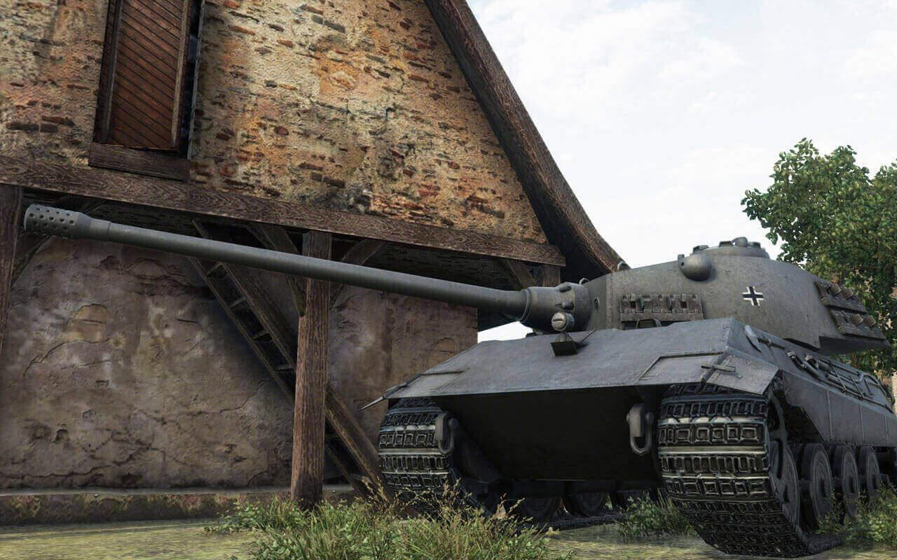"tank illustrations ""artist's choice"" part9: e 75 / sdkfz | tanks"