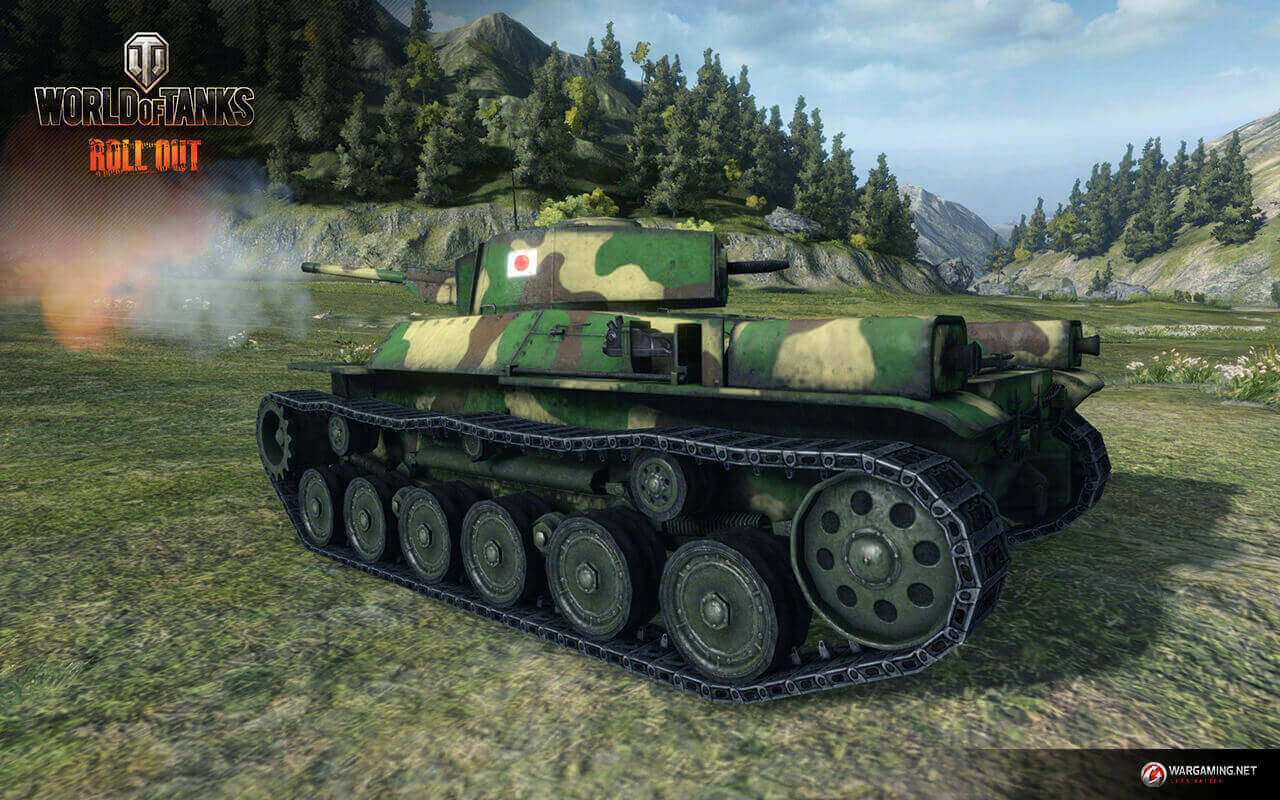 Type 97 Chi-Ha Screenshot