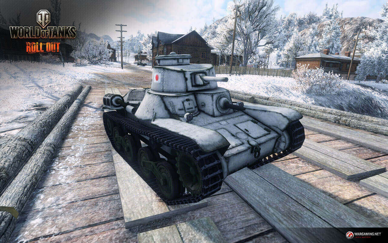 Type 95 Ha-Go Screenshots