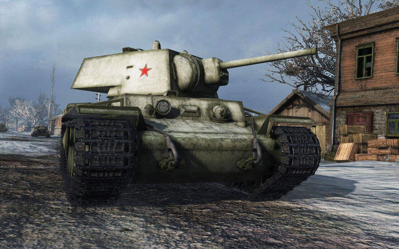world of tanks kv 1s