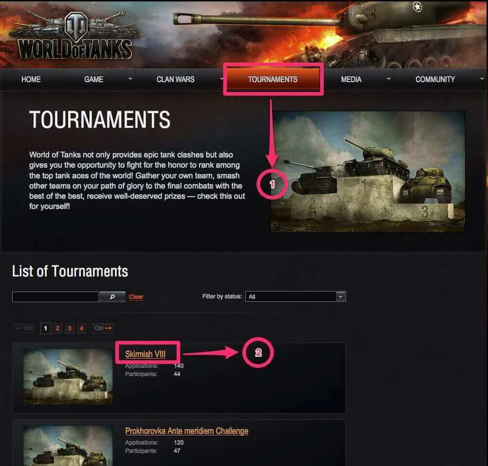 How to create a clan in tanks 10