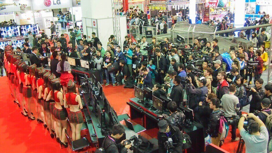 World of Tanks @ Taipei Game Show 2013: Day 1 | Onground